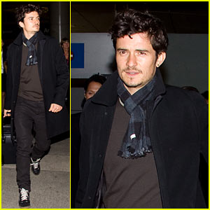 Orlando Bloom: LAX Lad