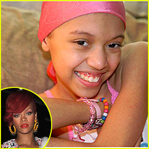 Rihanna Mourns Loss of 11-Year-Old Broadway Singer