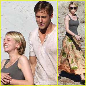 Ryan Gosling & Carey Mulligan: River Basin 'Drive'