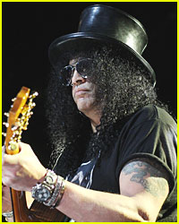 Slash & Wife Perla Ferrar Call Off Divorce