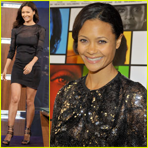 Thandie Newton: 'For Colored Girls' Made Me Feel Possessed!