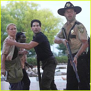 'Walking Dead': Season High Ratings!