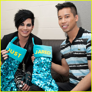 Adam Lambert: Y100 Jingle Ball 2010