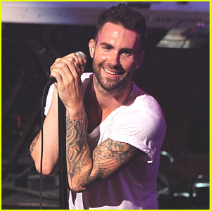 Maroon 5: Playing at Critics' Choice Movie Awards!