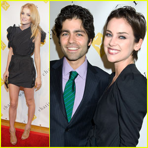 Adrian Grenier &#038; The Jessicas: Charity Water Event!