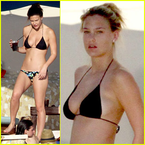 Bar Refaeli: Cabo Bikini Babe!