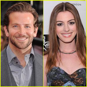 Bradley Cooper & Anne Hathaway See 'Silver Linings'