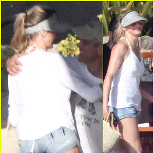 Cameron Diaz & Alex Rodriguez: Mexico with George Clooney!