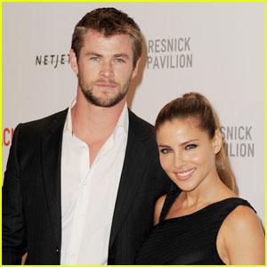 Chris Hemsworth & Elsa Pataky Get Married!