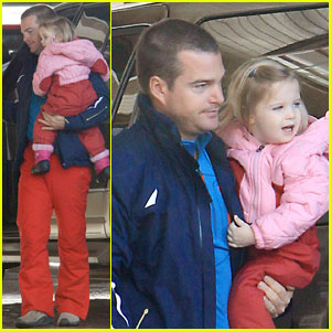 Chris O'Donnell: Aspen with the Family!