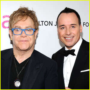 Elton John's New Son -- Zachary Furnish-John!