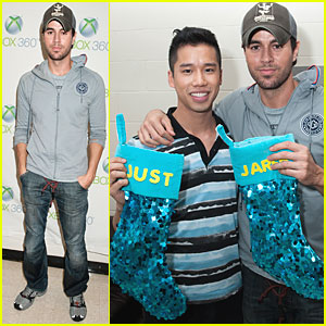 Enrique Iglesias: I Loved 'Last Christmas'!