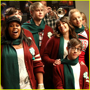 Lea Michele: Glee's Christmas Episode - SNEAK PEEK!