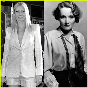 Gwyneth Paltrow: Marlene Dietrich in TV Movie?