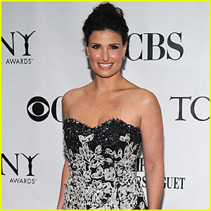 Idina Menzel: Musical TV Series in the Works!