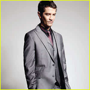 James Frain Is 'Da Man' in a Suit