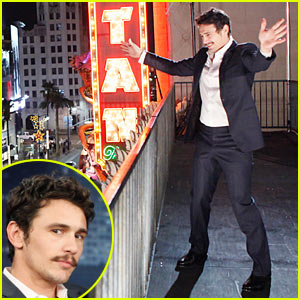 James Franco: Jimmy Kimmel Live Guest!