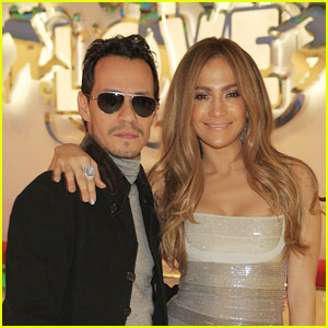 Jennifer Lopez &#038; Marc Anthony Are in 'LOVE'