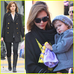 Jessica Alba: Christmas Dinner Grocery Run