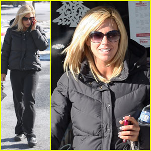 Kate Gosselin: Fake Winter Bake