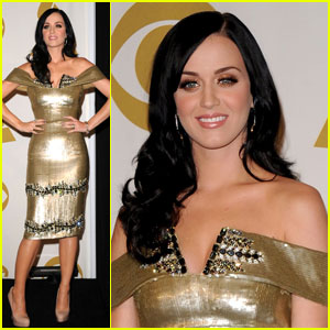 Katy Perry: Grammy Nominations Concert Performer!