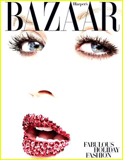 Katy Perry: Limited Edition 'Harper's Bazaar' Cover!
