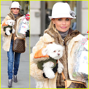 Kristin Chenoweth: Sugar Factory Fun!