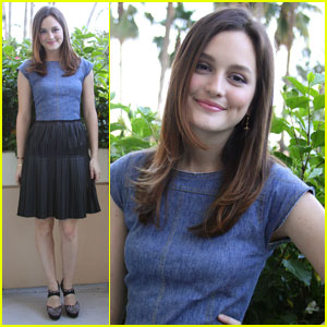 Leighton Meester Is 'Country Strong' -- Exclusive Interview