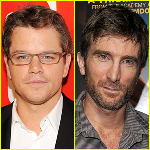 Matt Damon: 'Elysium' with Sharlto Copley?