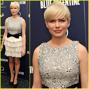 Michelle Williams: 'Blue Valentine' Premiere with Ryan Gosling!