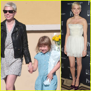 Michelle Williams: 'Blue Valentine' Cinema Society Screening