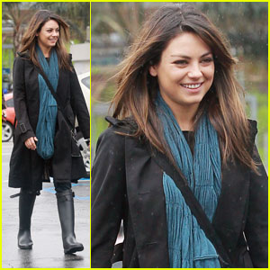 Mila Kunis In Talks for 'Ted'