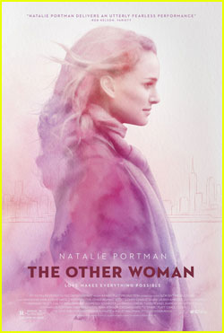 Natalie Portman: 'The Other Woman' Poster