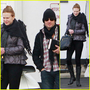 Nicole Kidman & Keith Urban: Nashville Lunch