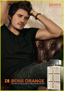 Orlando Bloom: Hugo Boss Ad Campaign -- First Look!