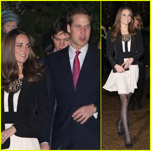 Prince William & Kate Middleton: Charity Christmas Couple