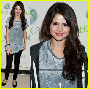 Selena Gomez Brings Jingle B