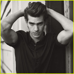 Andrew Garfield Covers 'Details' February 2011