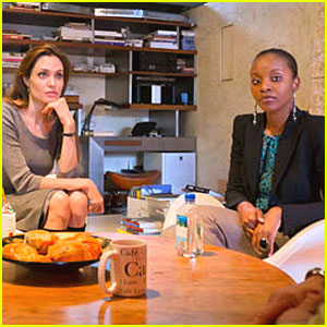 Angelina Jolie & SOS Children's Villages Announce Legal Fellow