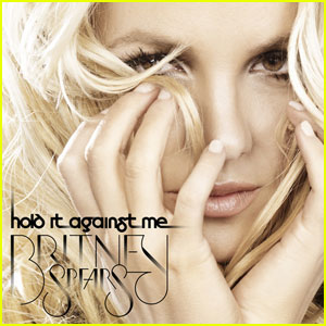 Britney Spears: 'Hold It Against Me' Cover Art!
