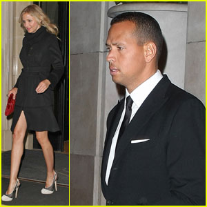 Cameron Diaz: Paris Dinner Date with Alex Rodriguez!