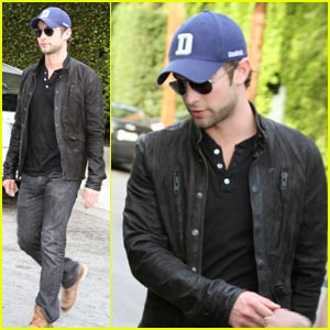 Chace Crawford: Dallas Cowboys Fan