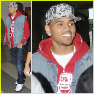 Chris Brown: 'Look At Me Now' First Listen!