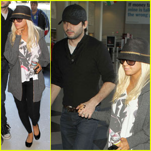 Christina Aguilera: LAX Liftoff with Matthew Rutler