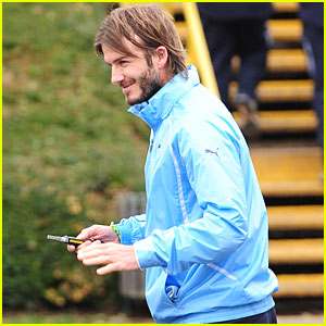 David Beckham: Practice Makes Perfect