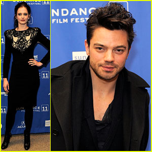 Dominic Cooper & Eva Green: 'Perfect Sense' at Sundance!