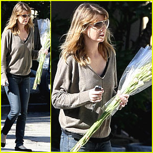 Ellen Pompeo: Flower Power!