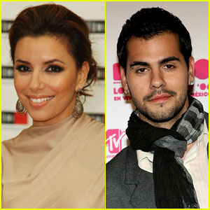 Eva Longoria & Eduardo Cruz: New Couple?