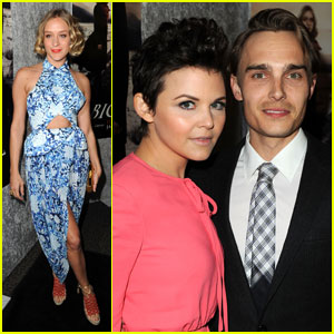 Ginnifer Goodwin: 'Big Love' Premiere with Joey Kern!