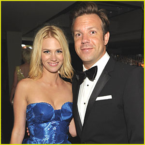 January Jones & Jason Sudeikis Split